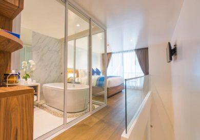 wintree city resort-bed