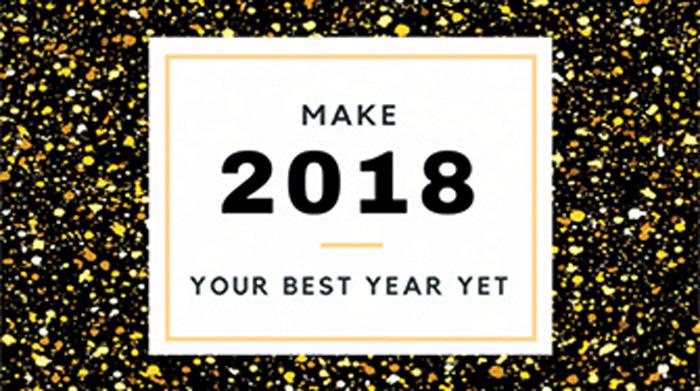 2018 Best year