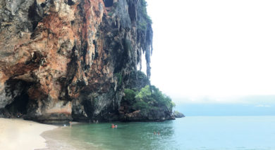 nice beach in Krabi the beauty is overwhelming
