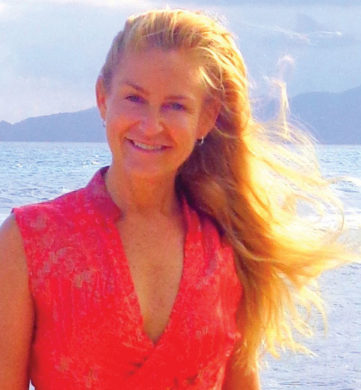 Margaret adventure to Nepal