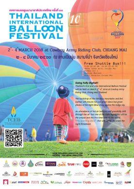Ballon Festival Poster
