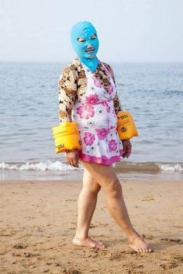 Swimsuit Women blue