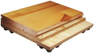 flooring brown