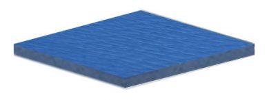 Flooring Blue
