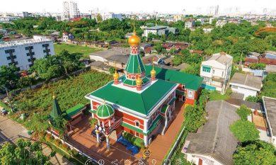 ST Nicholas church Bangkok