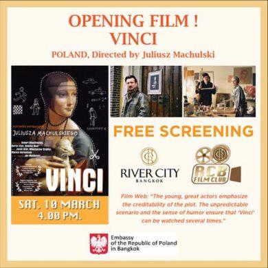 Opening Film Vinci