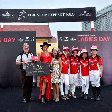 Kings Cup Ladies