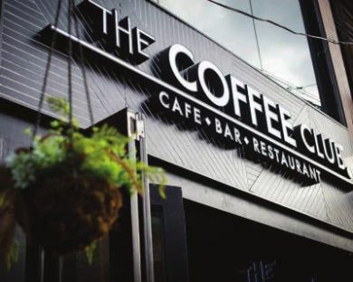 Coffee Club i love coffe