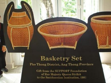 Basketry Set