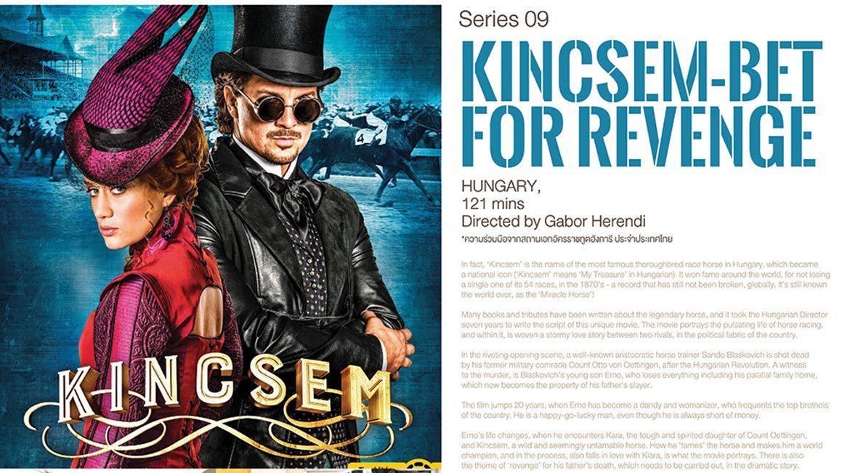 KINCSEM- BET FOR REVENGE', HUNGARY - Expat Life in Thailand