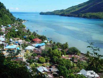 Banda Island City