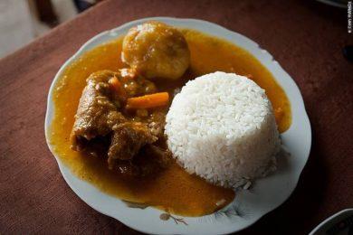 Bolivia Food