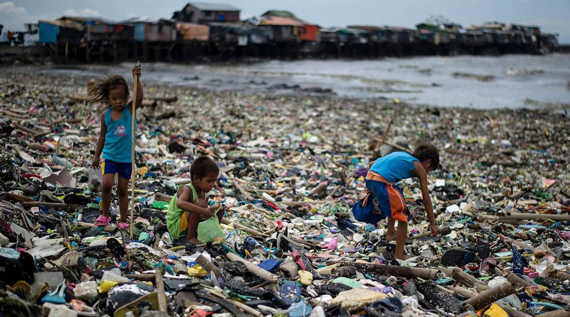 Plastic Pollution: Skipper Describes Horror at Seeing ...