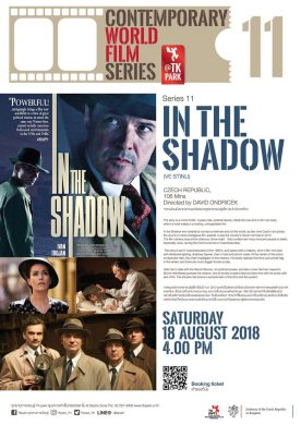 in the shadow poster