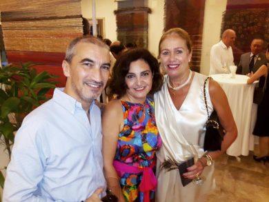 wife, ambassador and agneta