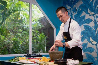 Chef Chayawee