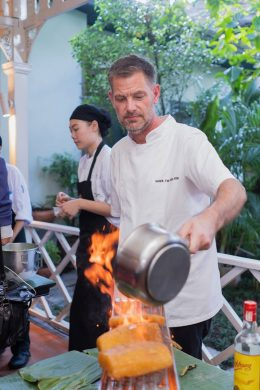 Chef Henrik
