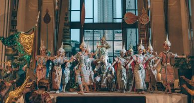 Siam Kempinski Hotel Bangkok 8th Anniversary Culture Dance