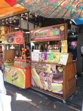 Chatuchak food market