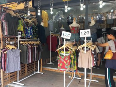 Dress and pants sale in chatuchak