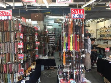Chatuchak sell things that we use everyday