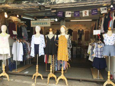 Chatuchak market paradise for fashionistas