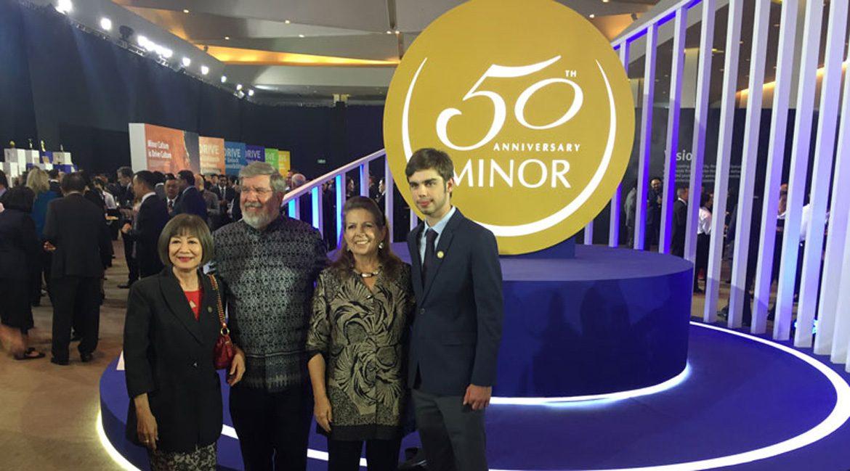 50th anniversary of Minor International