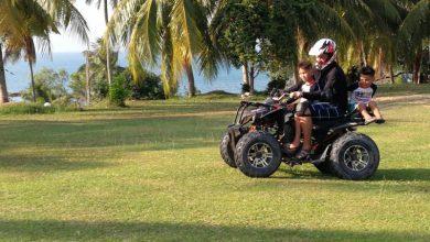 Scott Brixen drive motor bike