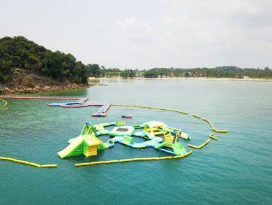 Water park in batam Indonesia