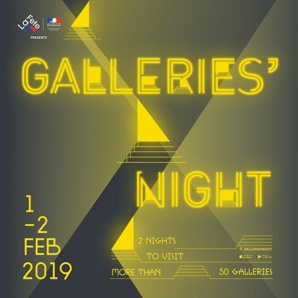Galleries Night