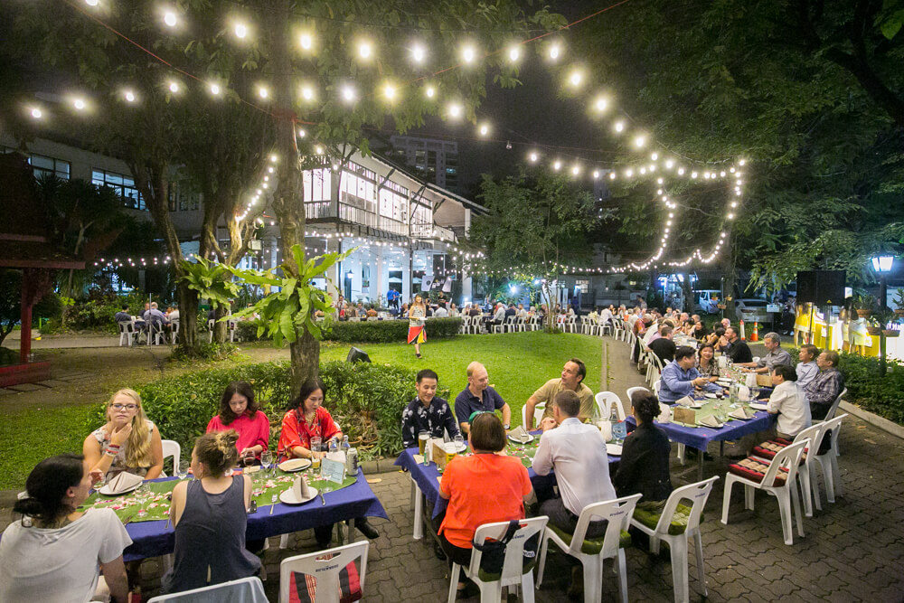 The Goethe-Institute Bangkok: A German institution in