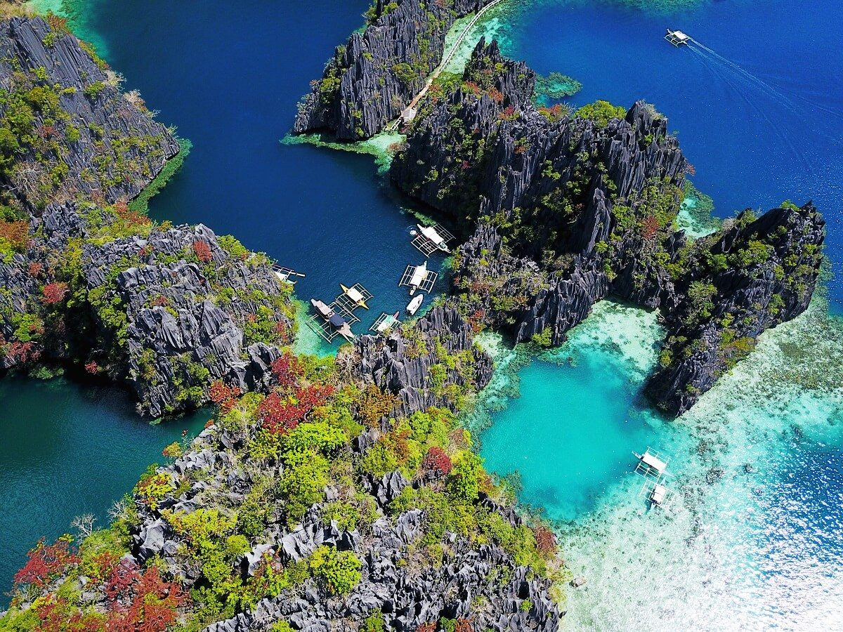 The Coron Island -overview
