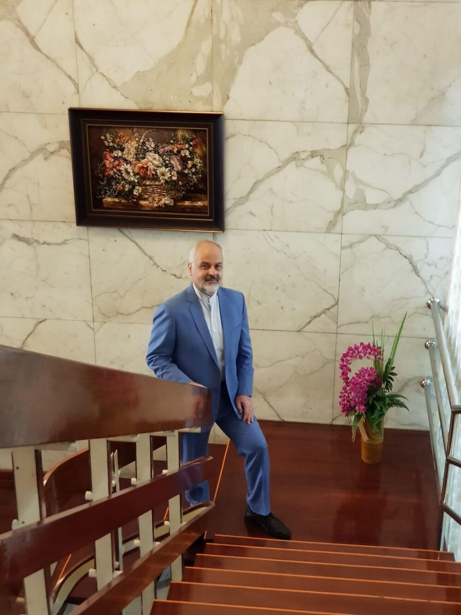 Iranian-ambassador