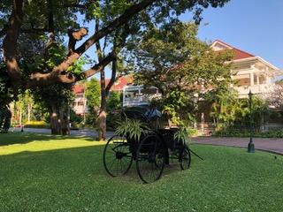 Spartan Hua Hin-garden