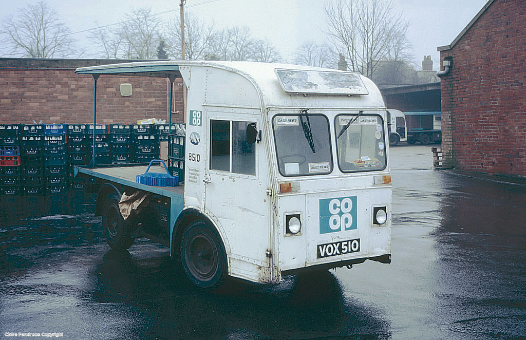The milk-truck