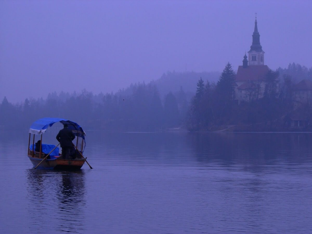 The Lake in-Slovenia