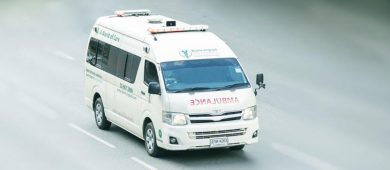 Bumrungrad Ambulance