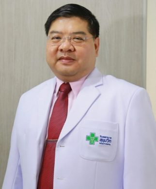 Dr. Uthai Phanthitphong, Interventionist Cardiologist