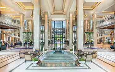 Siam kempinski-Lobby