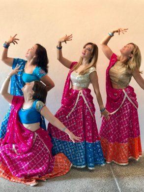 Bollywood Expat dance group