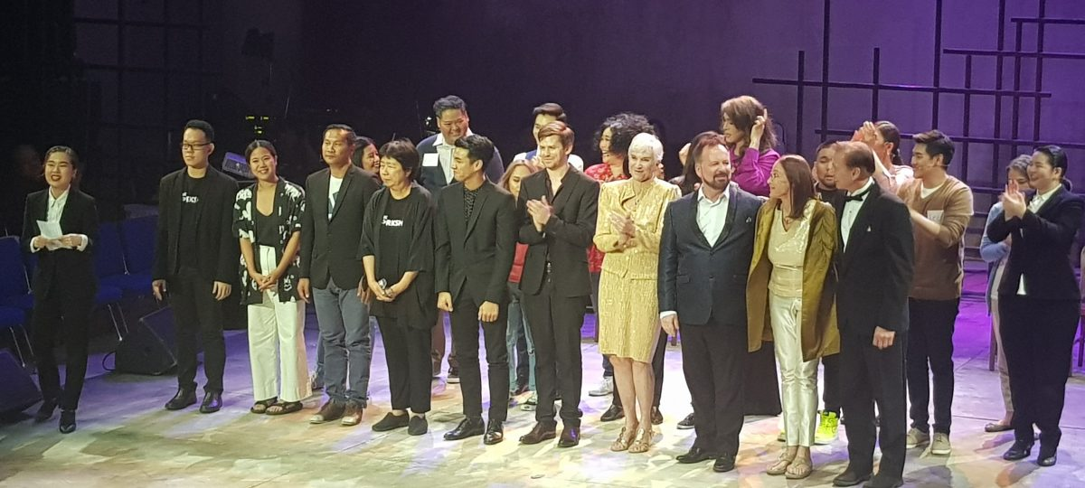 The Workshop musical in Bangkok