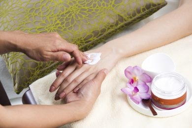 Hand Treatment