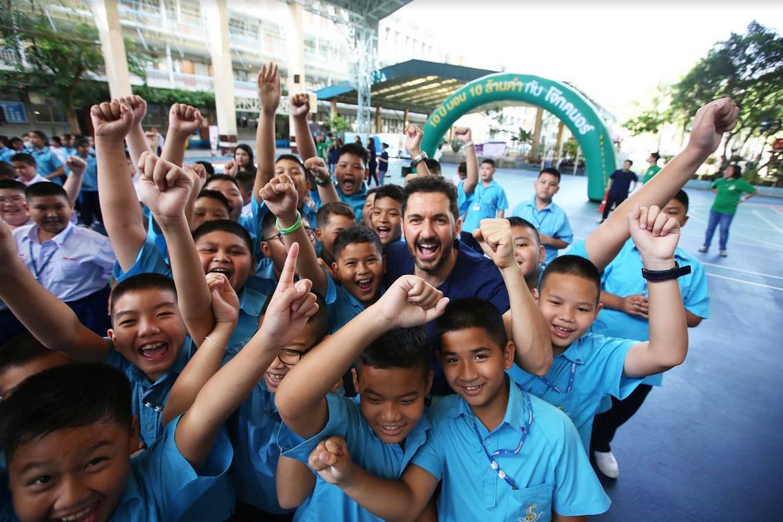 Rob Candelino CEO Unilever Thailand