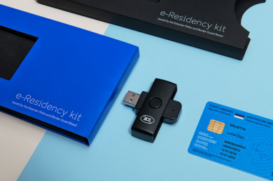 e-residency kit Estonia