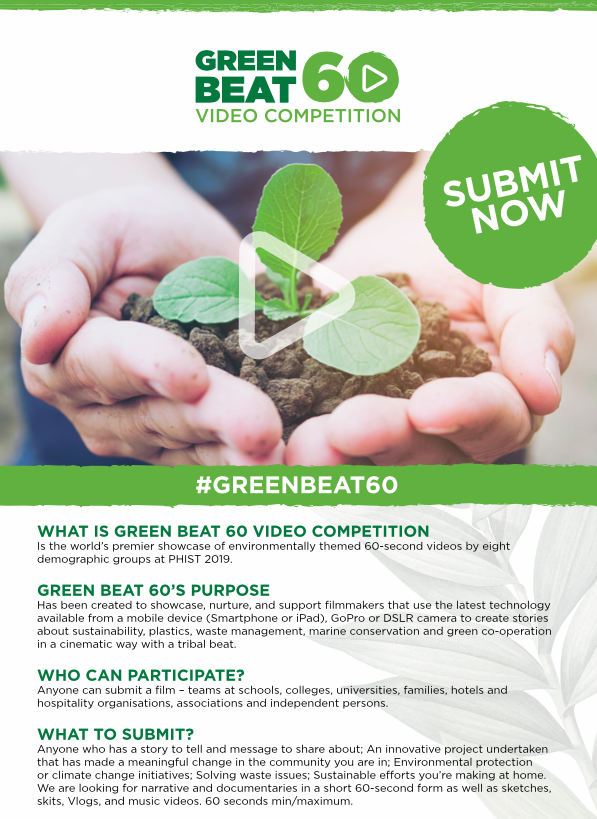 Green Beat 60 Video competition