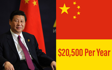 THE PEOPLE'S REPUBLIC OF CHINA: XI JINPING