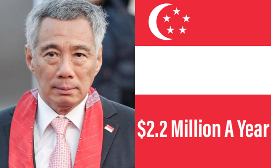 PRIME MINISTER OF SINGAPORE: LEE HSIEN LOONG