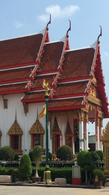 Wat  Nam Daeng
