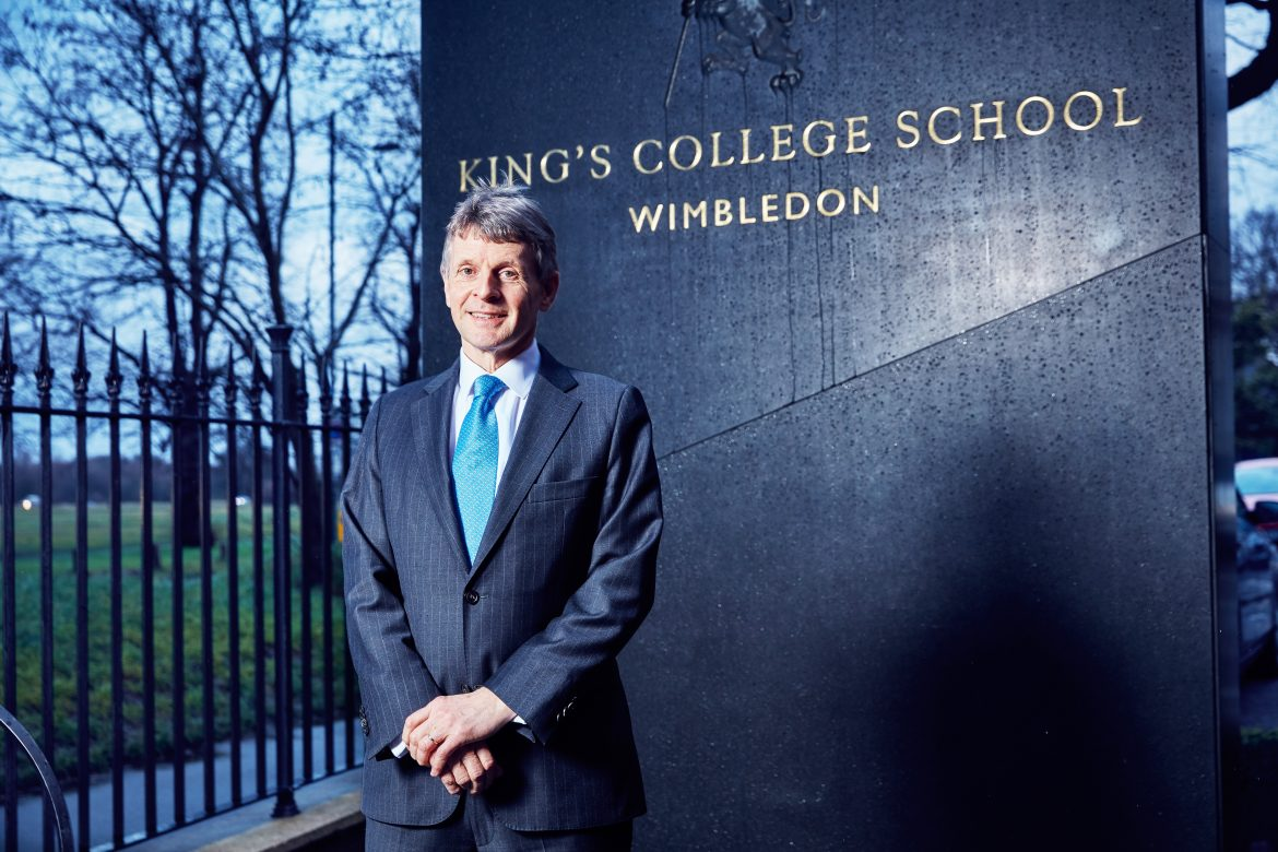 Andrew Halls Head Master King's College School Wimbledon