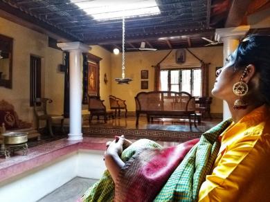 Aparna Sharma in Shenbaga Vilaasam